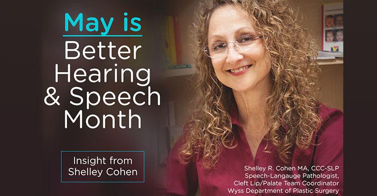 better hearing speech month blog