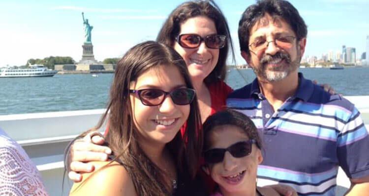 Hanna's family
